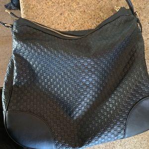 Brand New Black Gucci Shoulder Bag